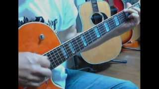 Procol Harum - A Whiter Shade Of Pale (solo guitar)