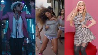 Beyonce Vs. Bruno Mars. Vs Meghan Trainor: Ultimate Dance Party Song?!