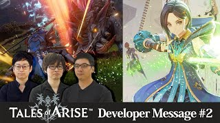 Tales of Arise \'Battle System and Characters\' developer diary