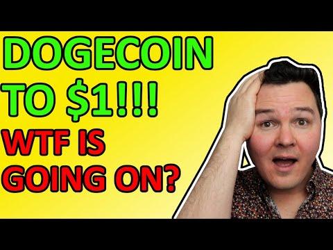 Dogecoin To $1!!! Altcoin Season 2021 Insanity