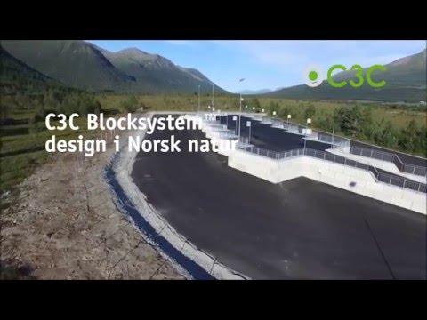 C3C Blocksystem™  Design i Norsk natur