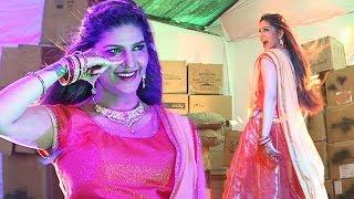 2018 Sapna Chaudhary New HOT Song Shooting Video - Bairi Kangna 2 width=