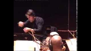 Royal Stockholm Philharmonic Orchestra recording 'Bubble'