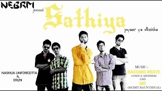 SATHIYA (PYAR YA DHOKHA) || NASHUA UNFORGETTA FT. ERUN || OFFICIAL VIDEO TEASER