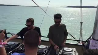 Adriatique @ Balaton Sound Boat Party 2016 part1
