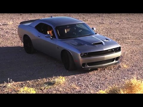 Dodge Challenger Hellcat And The Story Of Willow Springs