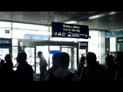 Airport Boryspil – Ukraine Kiev – information and a short guided tour