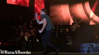 'Extasis' concierto Pablo Alborán Sevilla 18.09.15