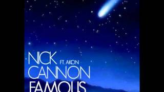 Nick Cannon Feat. Akon - Famous ( Official Song ) New 2011