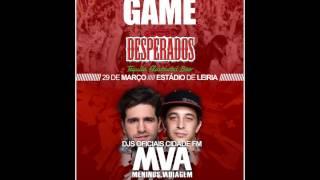 Live The GAME - DESPERADOS   SPOT CIDADE FM