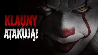 8 niepokojących nagrań ze straszymi klaunami z USA!