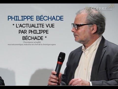 Interview de Philippe Béchade