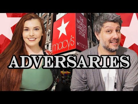 "Macy's ""The Chase"" Aspirational Crap 