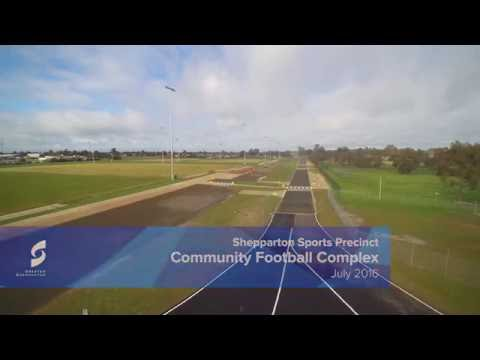Shepparton Regional Sports Precinct - Community Football Complex