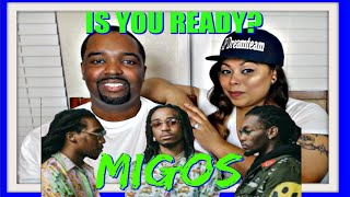Migos - Is You Ready (REACTION)