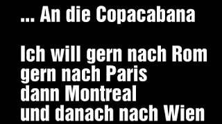 Leon Machere   Copacabana 🏝️☀️  Official Lyrics