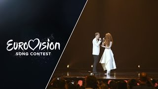 Mørland & Debrah Scarlett - A Monster Like Me (Norway) - LIVE at Eurovision 2015 Grand Final