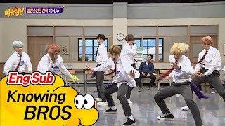 [방탄소년단] 발바닥에 껌 붙은 춤! 신곡 'DNA'♪ 무대♡ 아는 형님 94회