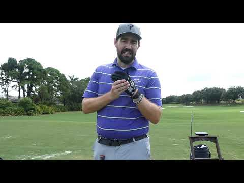 SWEATY hands playing golf! (YOUR Solution)