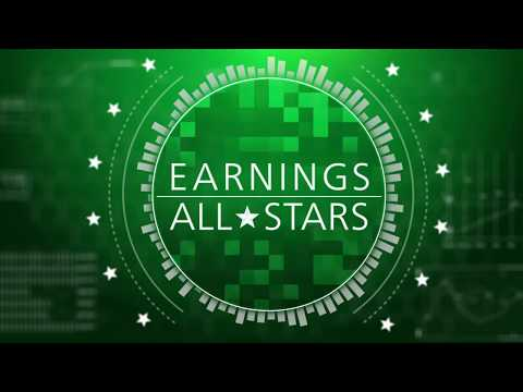 5 Stocks on an Earnings Hot Streak