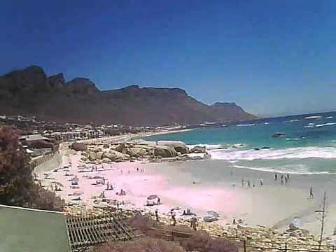 Timelapse Video – Glen Beach & Camps Bay – 12/12/2010