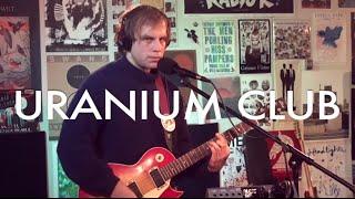 """Uranium Club- """"Sunbelt"""" (Live on Radio K)"""