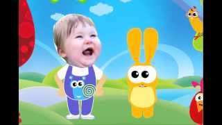 Hokey Pokey Asya - Baby TV English