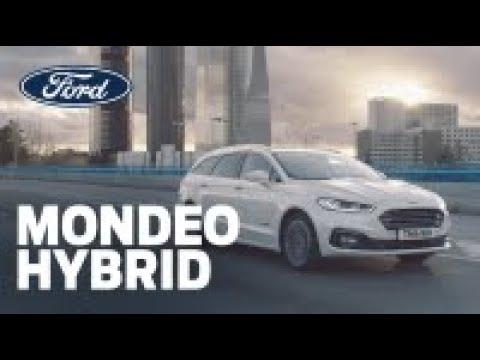 Nye Ford Mondeo hybrid stasjonsvogn | Ford Norge