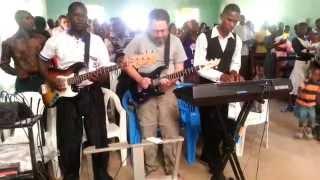 Nkinga church music