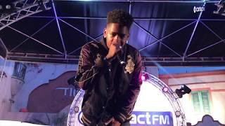 LISANDRO CUXI -  Danser (Live) - Contact FM