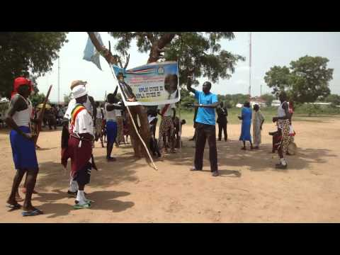 People Music Celebrations Independence South Sudan Africa 4