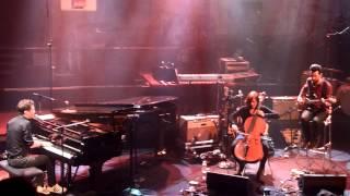 """Alex Beaupain """"Pourquoi battait mon cœur"""" @ """"Partons en Live"""" (Paris)"""