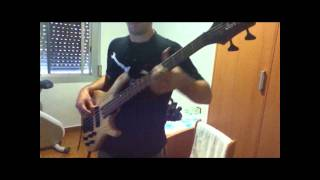 Lipps Inc - Funky Town Bass Cover