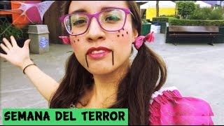 Grabando la Semana del Terror con Raiza, Mariale y Los Polinesios | Craftingeek Vlog