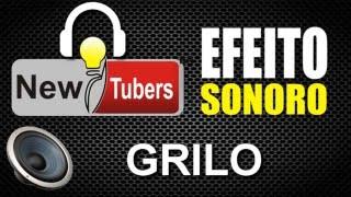 GRILO - EFEITO SONORO