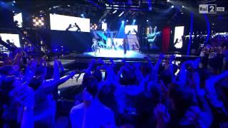 """The Voice IT   Serie 2   Live 1   Federica Buda canta """"Quello che le donne non dicono"""""""