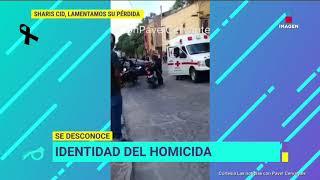 Isaías Gómez, pareja de Sharis Cid, fue asesinado | De Primera Mano