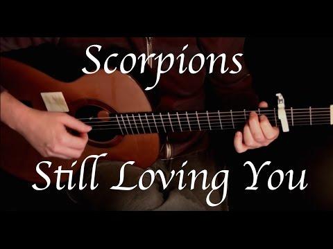 Scorpions - Still Loving You - Fingerstyle Guitar Chords - Chordify