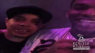 600Breezy In The Studio With OJ Da Juiceman