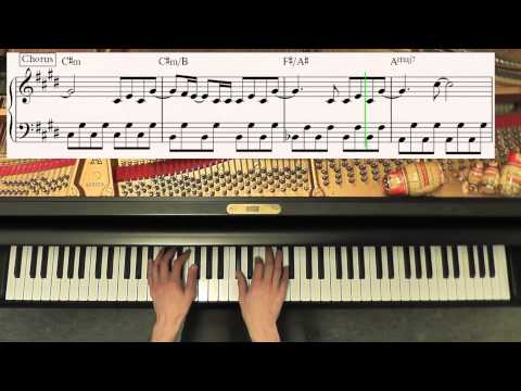 Comment jouer Addicted To You d'Avicii au piano
