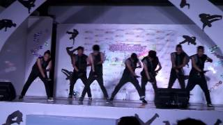 FURIOUS At Lets Groove It Dance Contest