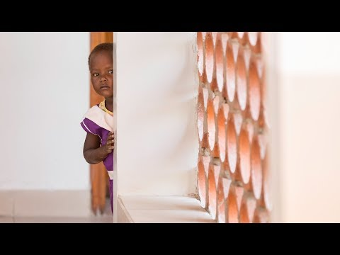 Maternity facility in rural Uganda is entirely self-sustaining