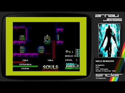 SOULS REMASTER Zx Spectrum by Retrobytes