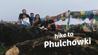 3// Hike to Phulchowki