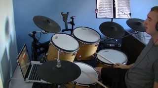 🎶 Bring Me the Horizon - Run - Drum Cover (DrummerMattUK)