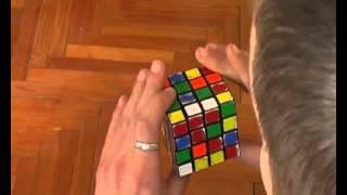 Hogyan rakjuk ki a 4x4-es Rubik kockát? 1. rész