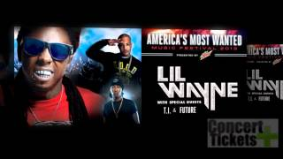 Lil Wayne's 2013 America's Most Wanted Tour with T.I and Future