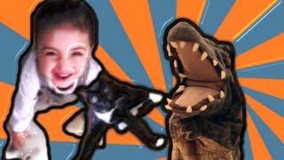 التمساح الحلقة ٤: القطوة العربجية   temsa7LY 1