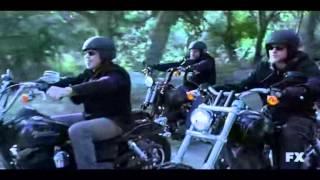 The Whistler - The White Buffalo (sons of anarchy spoiler 3 season)