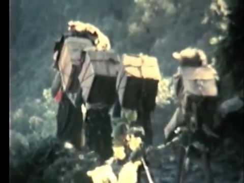 HISTORY OF NEPAL  Langtang Gosaikunda 1982
